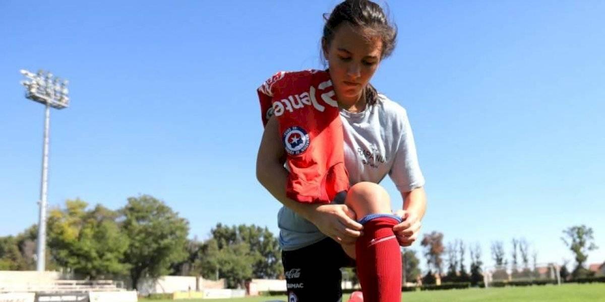 La Roja femenina Sub 20 probará sus fuerzas en la Liga Sudamericana en Argentina