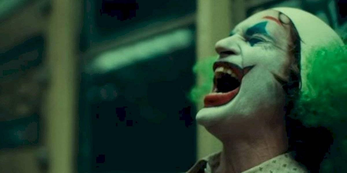 Abandonó la sala de Joker porque no tuvo la fuerza para seguir viendo
