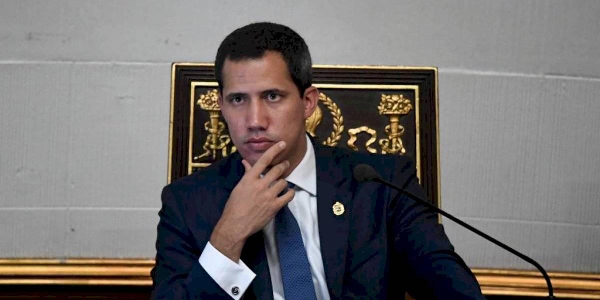 """VIDEO. Investigan a Guaidó por """"vinculación"""" con banda criminal de Colombia"""