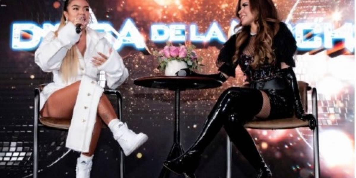 ¡Paren todo!  Karol G y Gloria Trevi nuevamente juntas en la gira 'Diosa De La Noche'