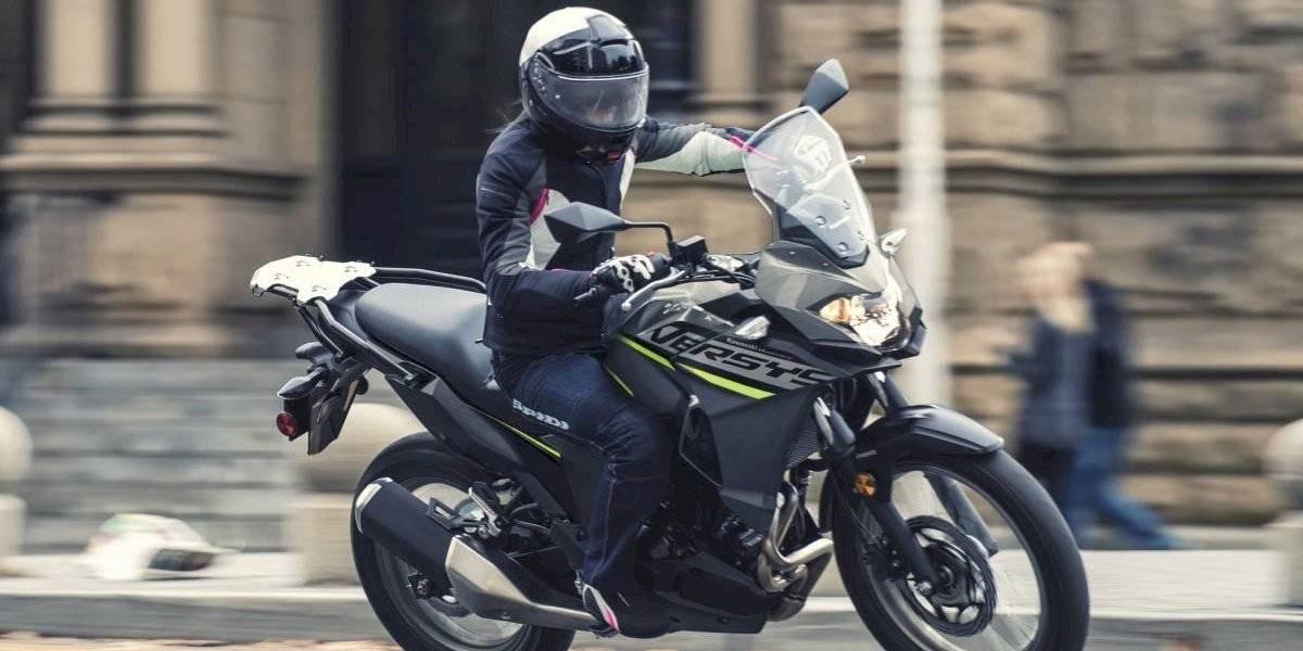 Kawasaki presenta su nueva Versys-X 300 ABS