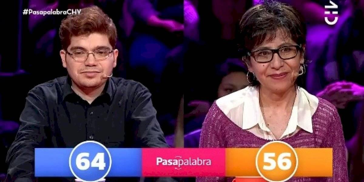 """Ledy Ossandón y Eduardo Peñailillo no volverán a """"Pasapalabra"""": acusan votación """"viciada"""" e """"irregular"""""""
