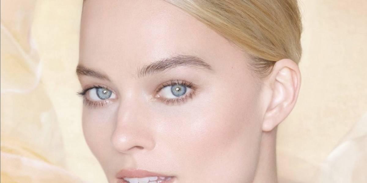 Margot Robbie es el nuevo rostro de perfume de Chanel