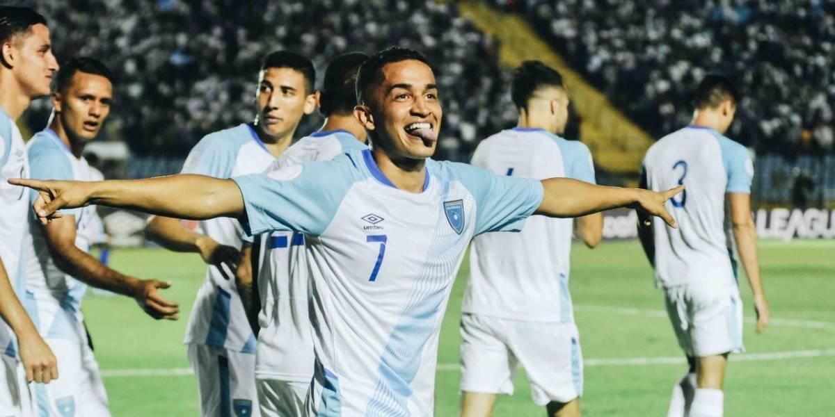 VIDEO. Gol de Guatemala es elegido el mejor de Liga de Naciones Concacaf