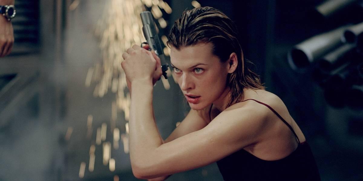 Doble de Milla Jovovich en Resident Evil demanda a los productores por lesión brutal en el set de grabación