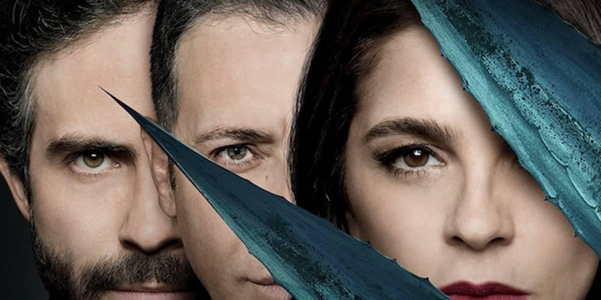 'Monarca', la nueva serie de Netflix producida por Salma Hayek