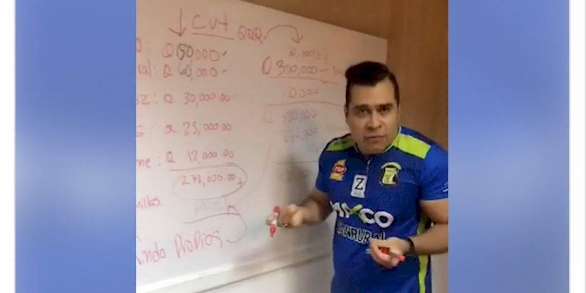 VIDEO. Neto bran habla del sueldo de Pappa y revela cuánto recibe en patrocinios