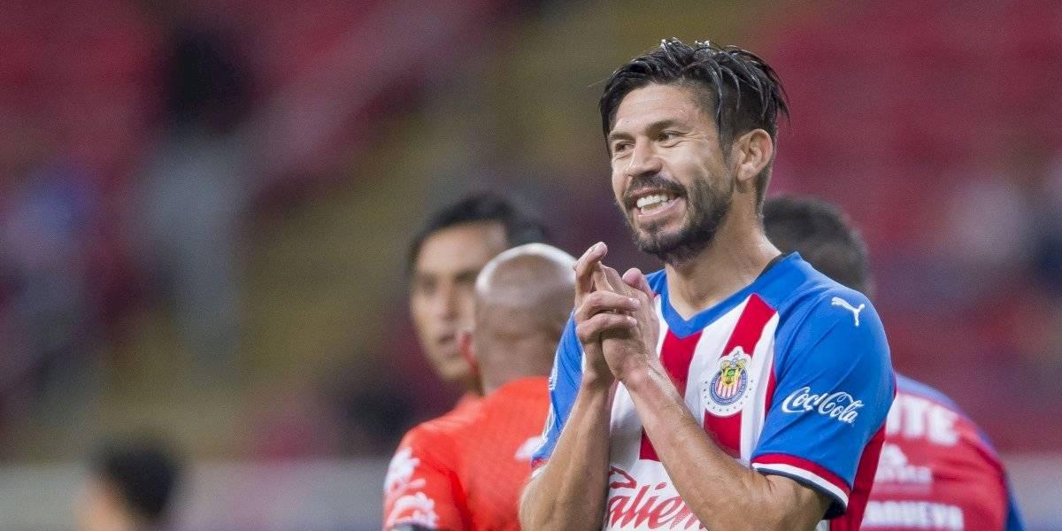 Oribe Peralta piensa en la MLS