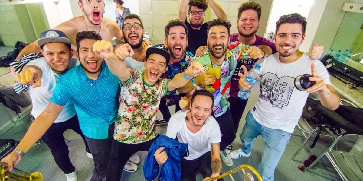 """La Combo Tortuga presenta """"Tu Recuerdo"""", primer sencillo de su disco en vivo"""