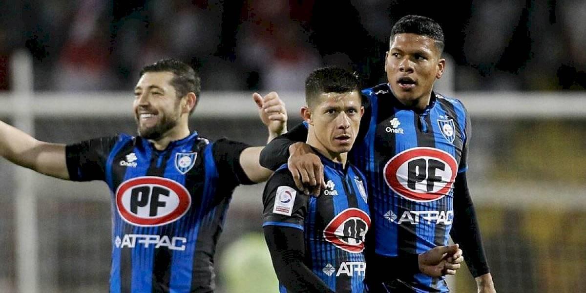 Huachipato venció a Curicó Unido y se ilusiona con la clasificación a Copa Libertadores
