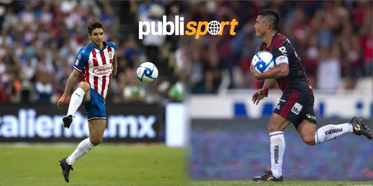 Chivas vs Atlas ¿Dónde y cuándo ver el partido?