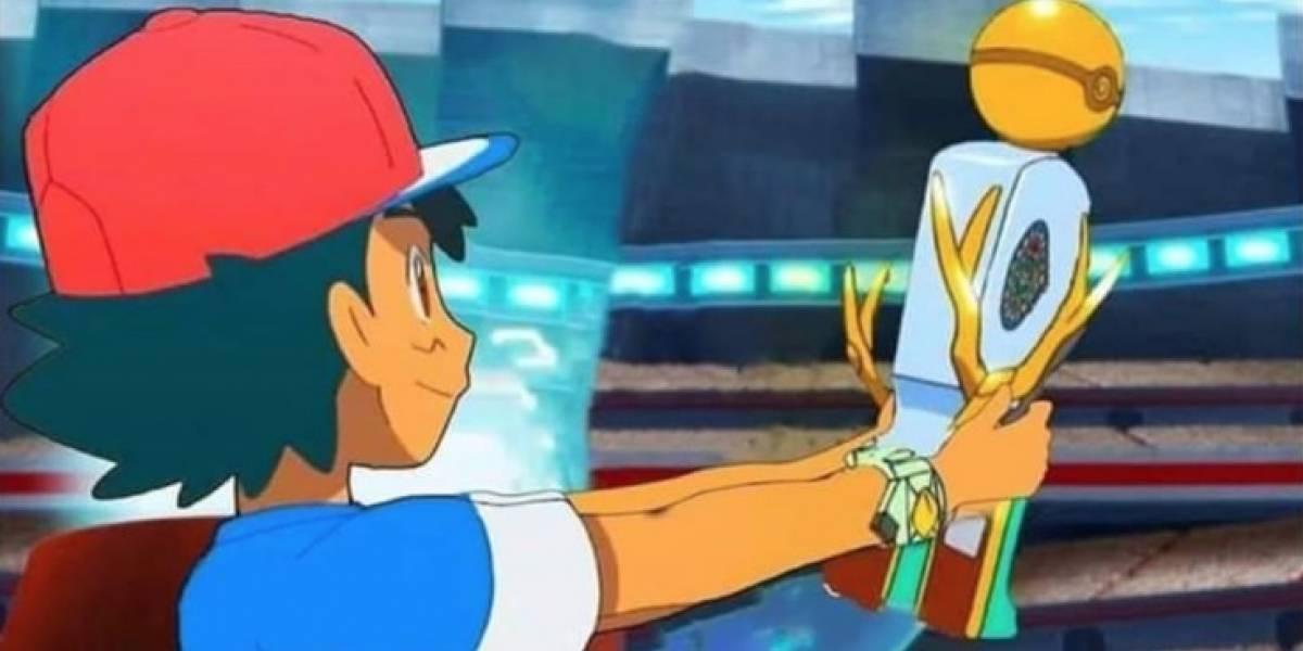 Pokémon: Ash se podría coronar como campeón de una Liga por primera vez en 22 años