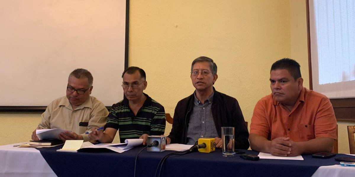 Sector sindical rechaza propuesta del CACIF por salario mínimo