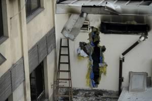 incendio hospital rio de janeiro