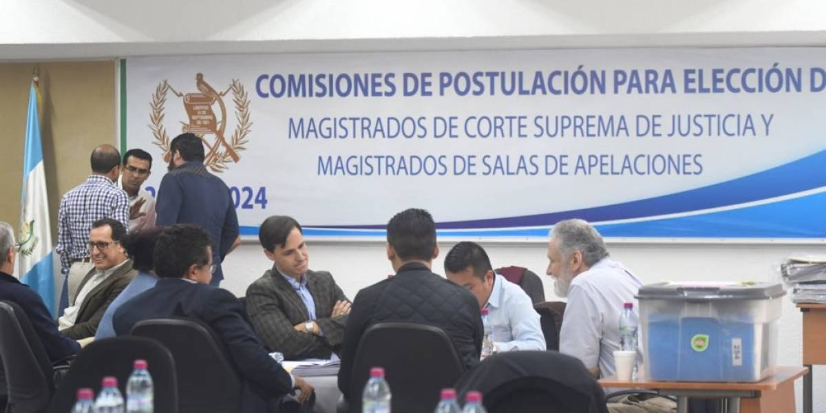 Postuladora a magistrados de CSJ es desintegrada tras fallo de CC