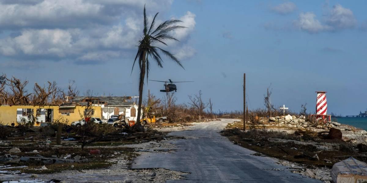 Llega la tormenta tropical 'Humberto' a las Bahamas