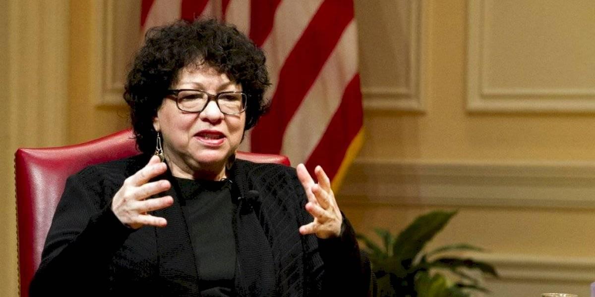 Sonia Sotomayor reflexiona ante casos de muertes de ciudadanos a manos de policías
