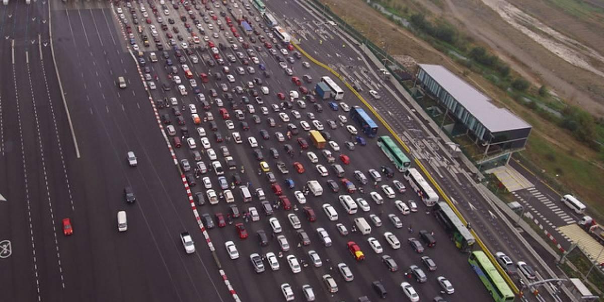 Dos fallecidos por accidentes de tránsito en fin de semana de inicio de Fiestas Patrias