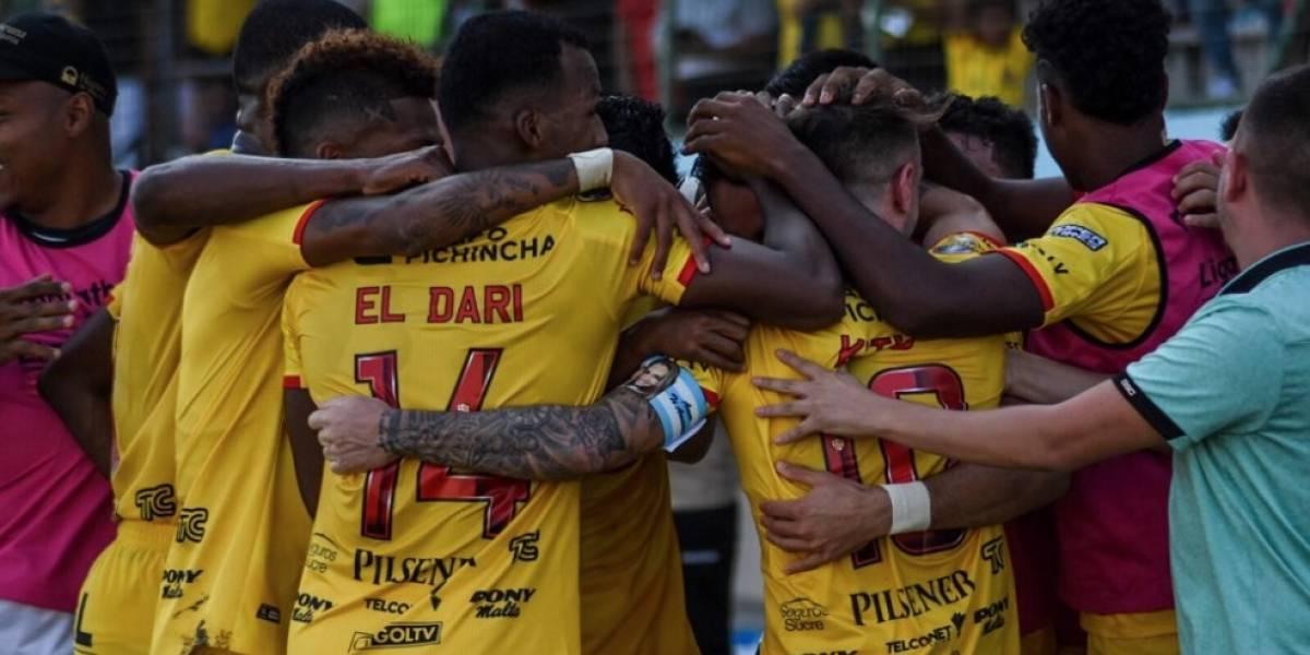 Delfín vs Barcelona SC: Los 'toreros' avanzan al cuarto puesto de la tabla de posiciones
