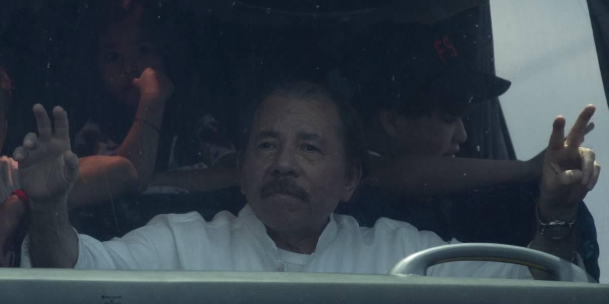 La insólita razón por la que presidente de Nicaragua criticó fuertemente a Colombia y otros países