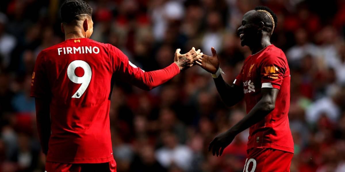 Liverpool se mantiene con paso firme en la Premier League