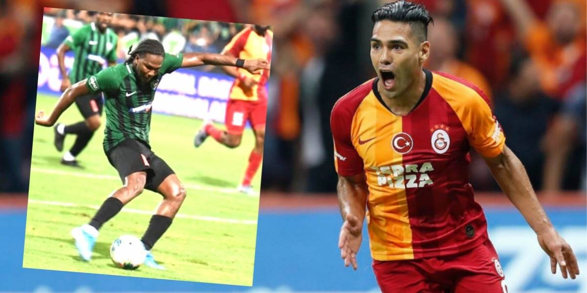 Falcao será titular el viernes en Galatasaray