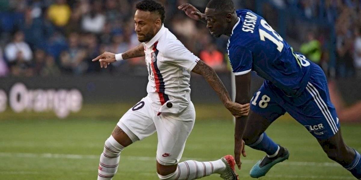VIDEO. Neymar le da la victoria al PSG con un brillante gol en los últimos minutos
