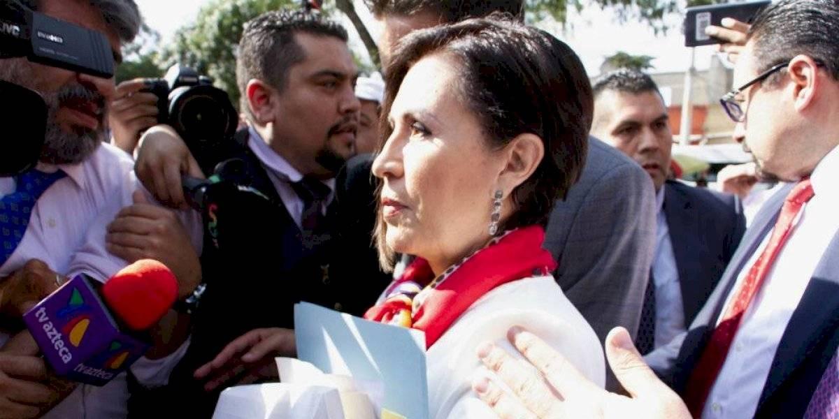 Niegan amparo a Rosario Robles; continuará en prisión