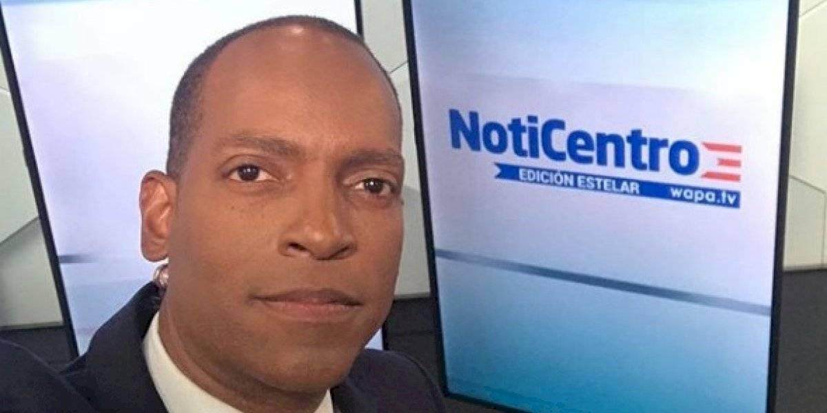 Periodista de Noticentro denuncia usan su nombre para estafa