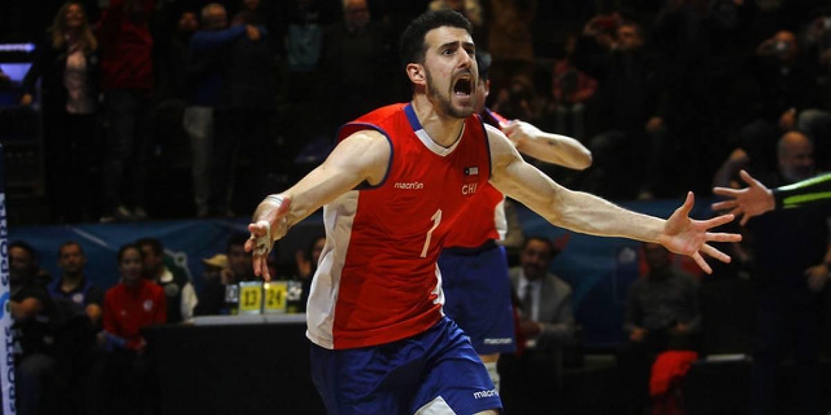 """El voleibol chileno se ilusiona con los Juegos Olímpicos: """"Tokio está ahí y hay que ir a buscarlo"""""""