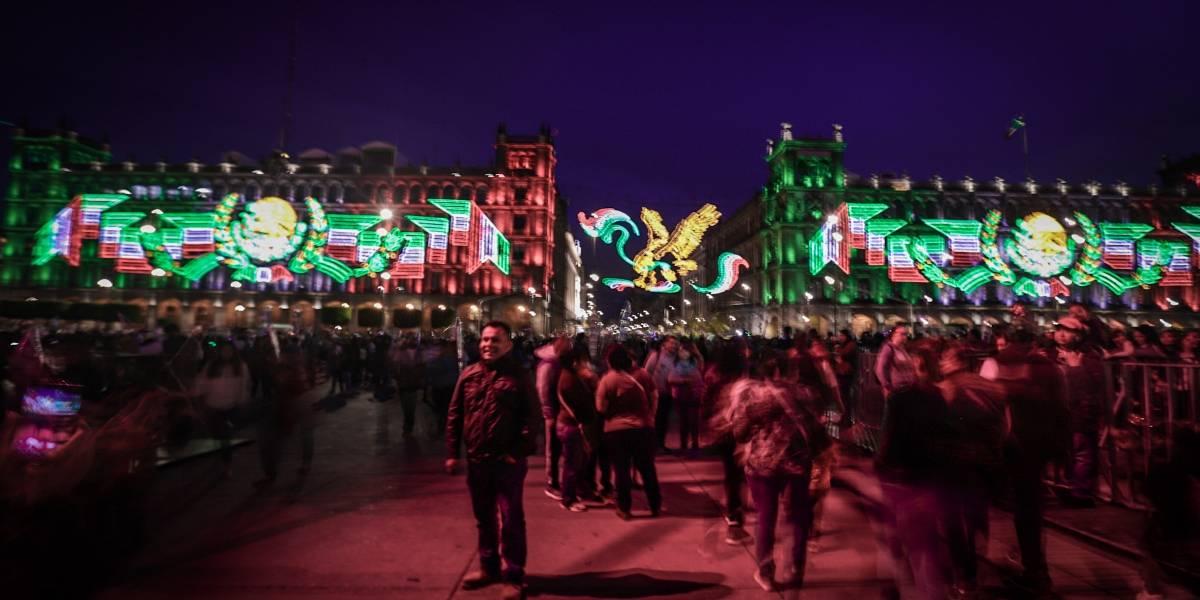 Policías capitalinos inician operativo por festejos patrios en el Zócalo