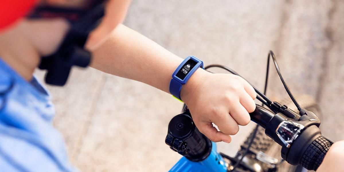 Seguimiento de ejercicios en familia: así funciona el smartband infantil Ace 2