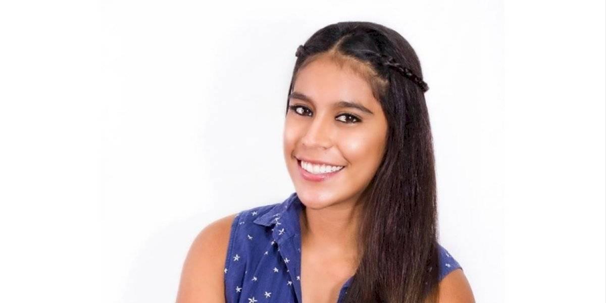 Ana Sofía Gómez fue la invitada de honor en fiestas patrias en Estados Unidos