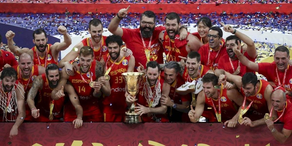 España se corona campeona del Mundial FIBA 2019