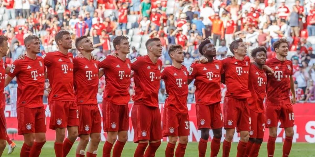 Los equipos grandes de Alemania reunen dinero para apoyar a clubes pequeños