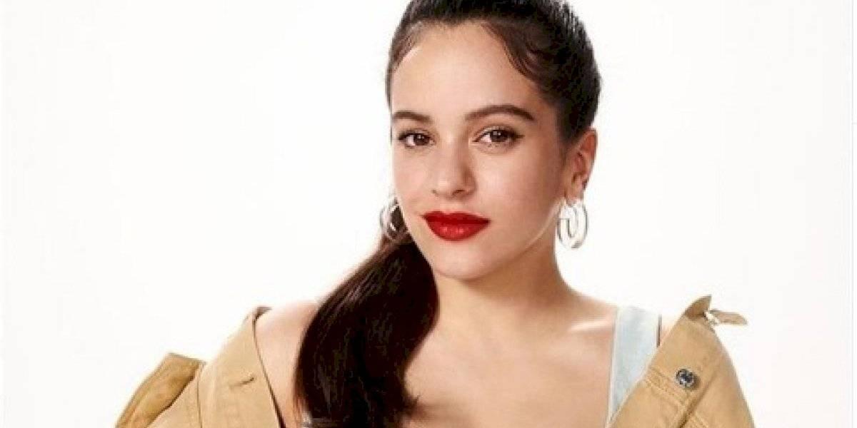 Así lucía Rosalía antes de convertirse en reggaetonera