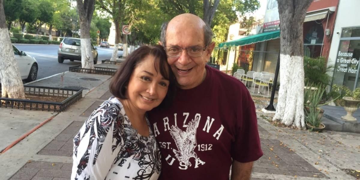Murió el esposo de María Antonieta mejor conocida como 'la Chilindrina'