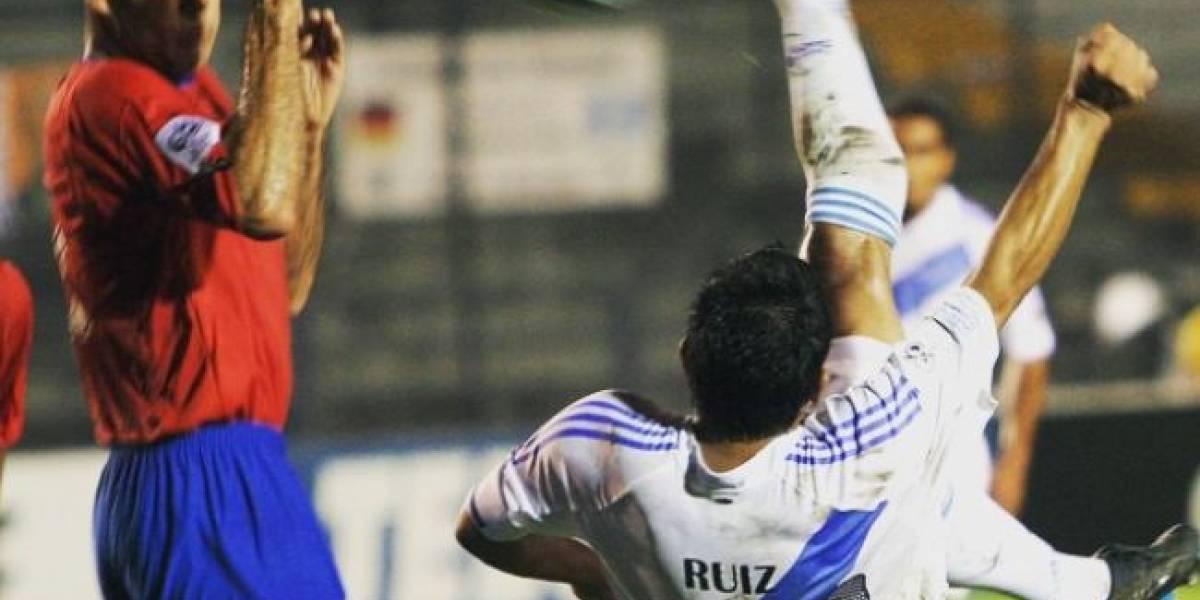 VIDEO. El Top 5 de los goles de Carlos Ruiz en Selección Nacional de Guatemala