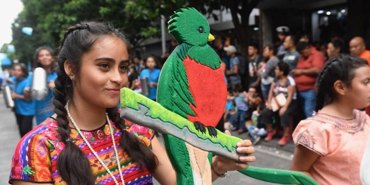 Las mejores fotografías del desfile por el Día de la independencia