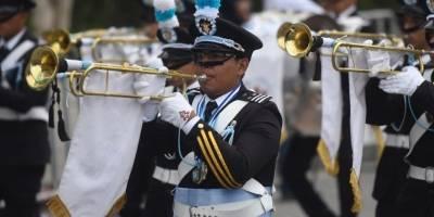 Desfile 15 de septiembre