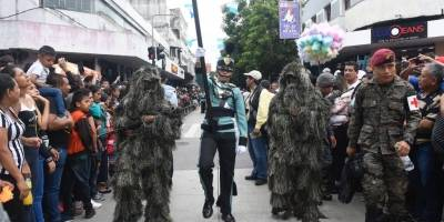 Desfile independencia