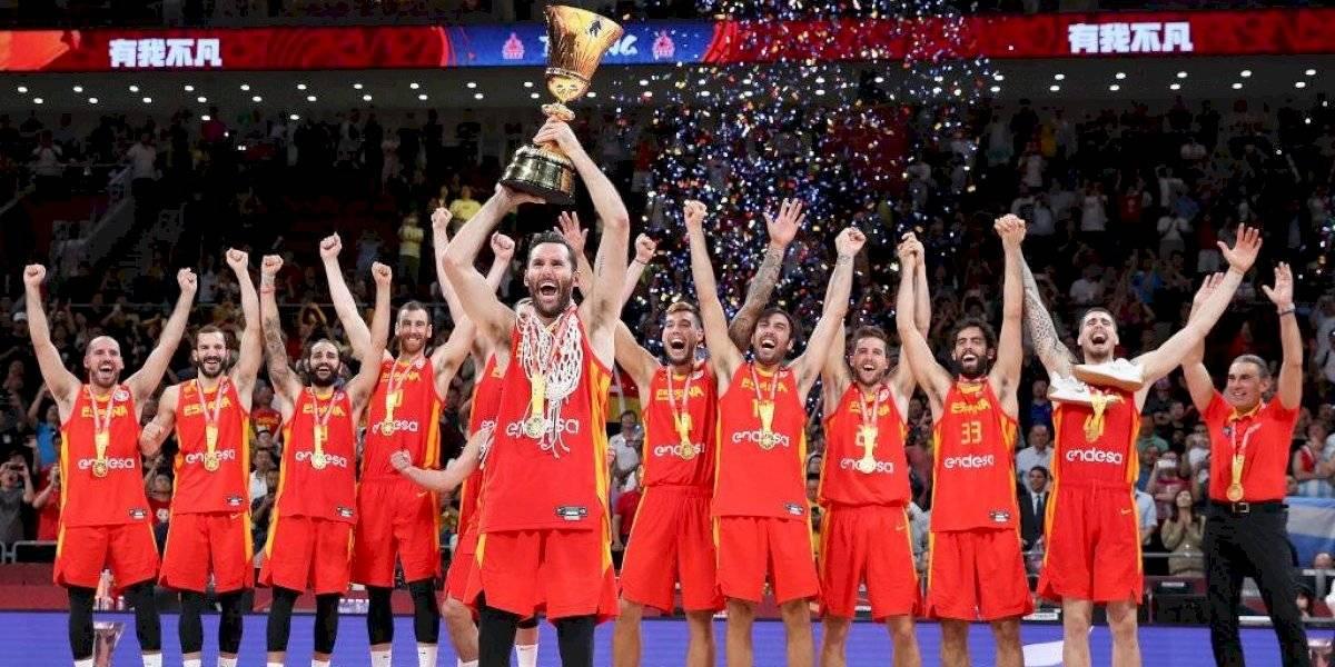España trituró el sueño de Argentina y se quedó con el título en el Mundial de Básquetbol