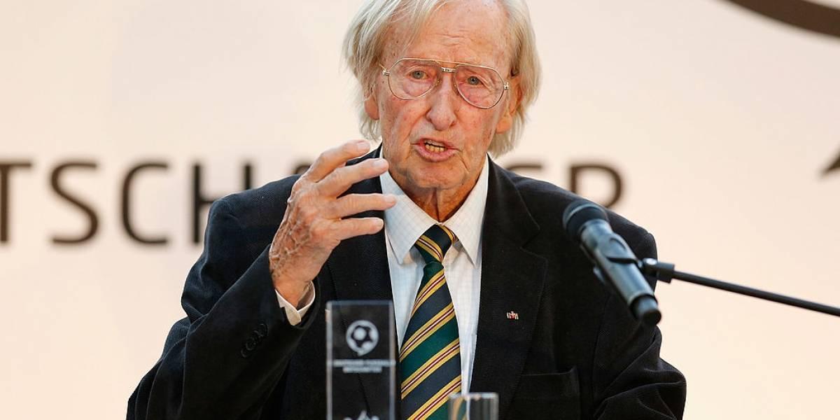 Falleció Rudi Gutendorf, ex técnico de la Roja y récord Guinness como Trotamundos del fútbol