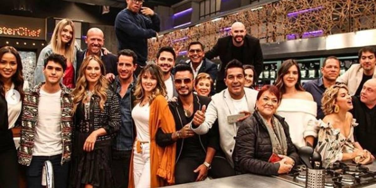 La participante de MasterChef Celebrity Colombia que no le agradó a algunos televidentes