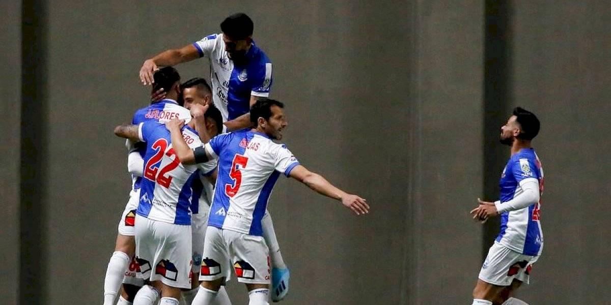 Deportes Antofagasta logró un agónico triunfo ante La Calera y le respira en la nuca a la U