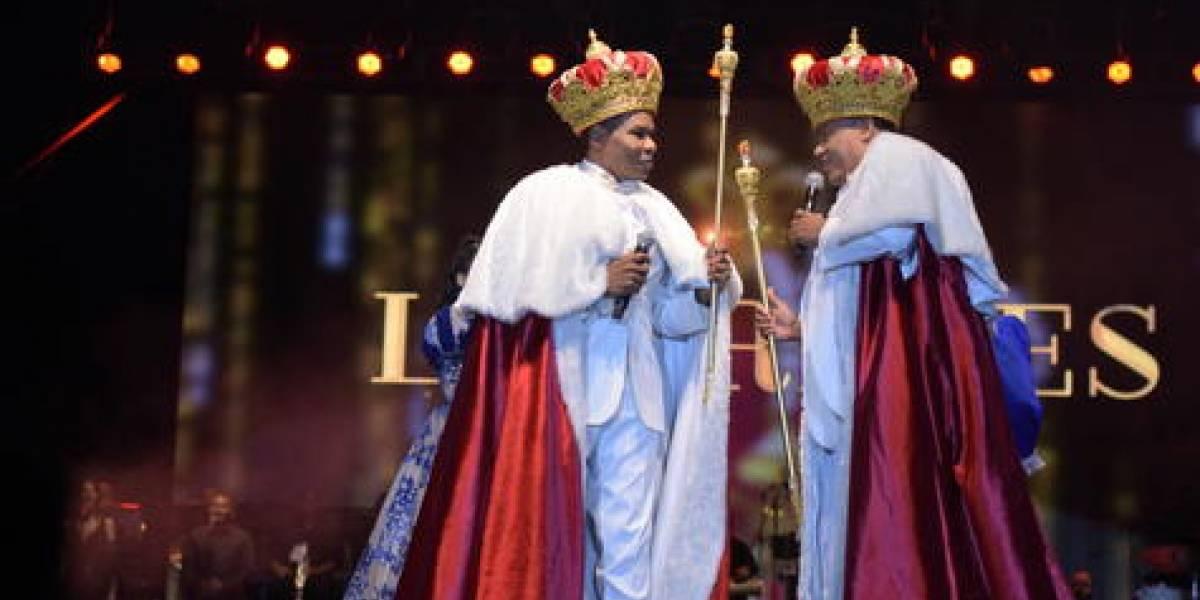 Raymond y Miguel demostraron que son profetas en su tierra