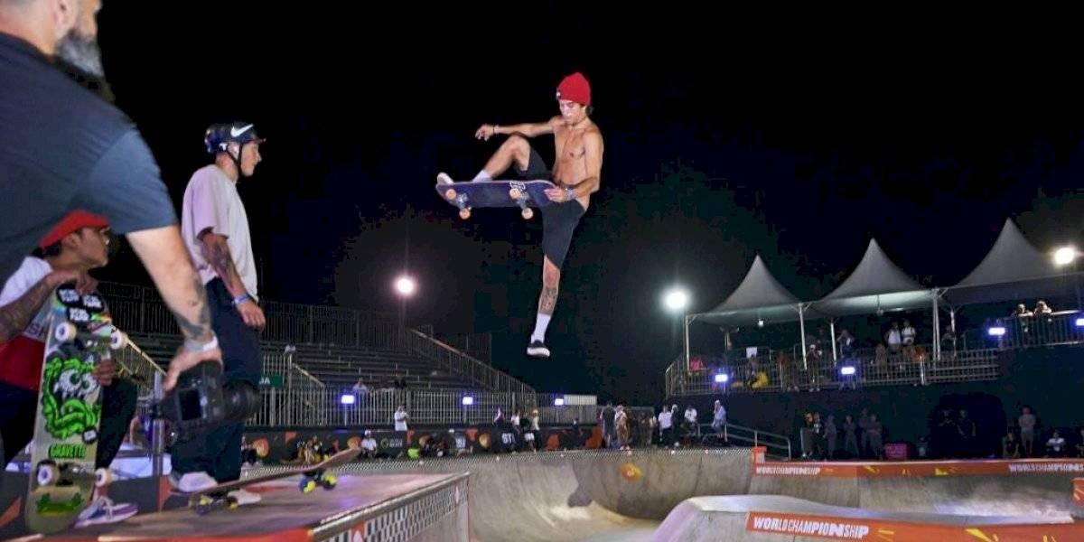 VIDEO. Las impresionantes acrobacias del nuevo rey del skate