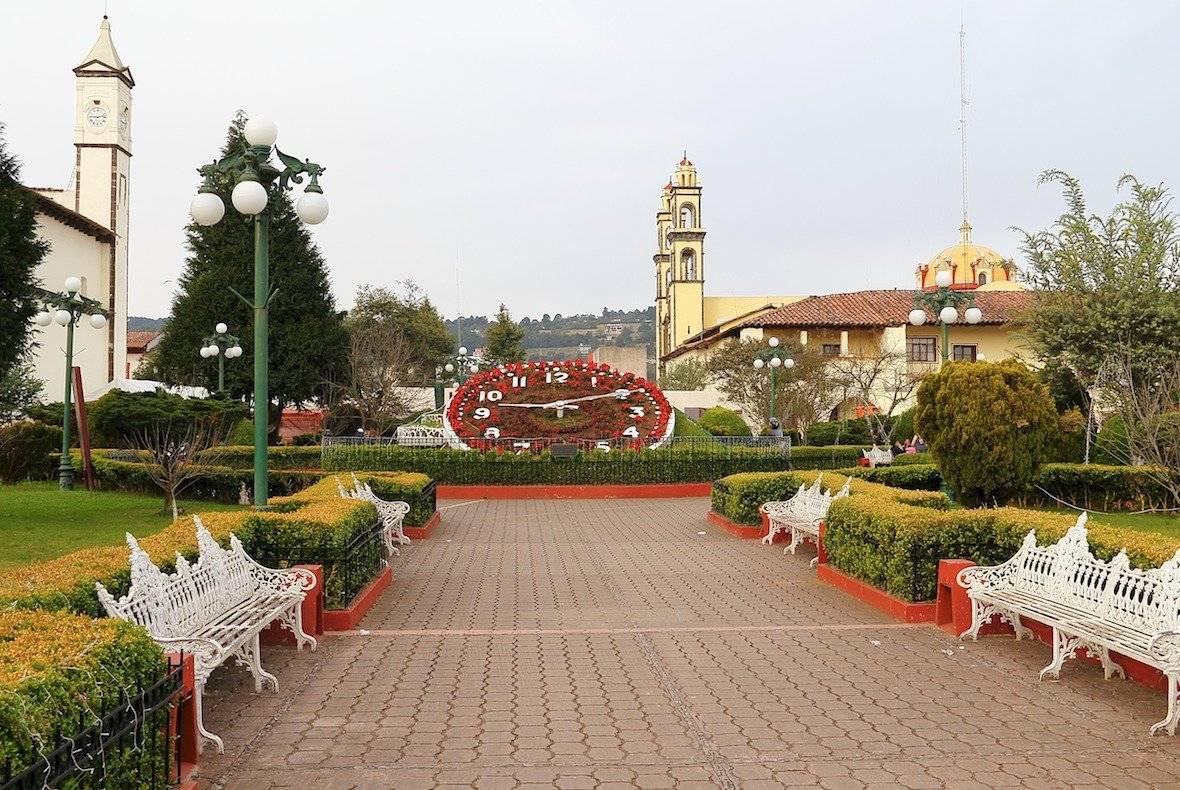 Zacatlán de las Manzanas, Puebla Cortesía