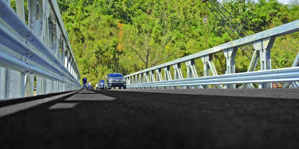 En evidencia deterioro de puentes del país