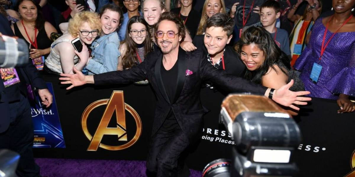 "Robert Downey Jr. volvería como Iron Man en ""Black Widow"""